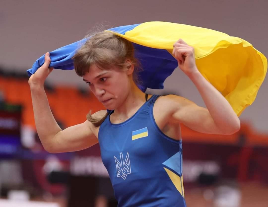 Чемпионат Европы по вольной борьбе U15